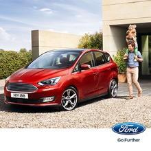 El 1 de Junio Ford ha lanzado el nuevo Ford C-MAX