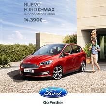 Dibujos Nuevo Ford C-Max para colorear