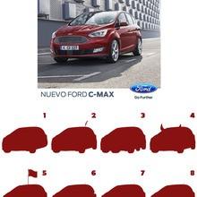 Buscar el Ford C-MAX