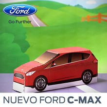 Coche de juguete Ford C-MAX para fabricar