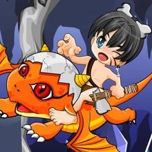 Juego para niños : El laberinto del Dragón