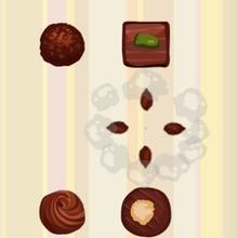 Juego para niños : Gotas de chocolate