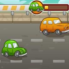 Juego para niños : Road Trap