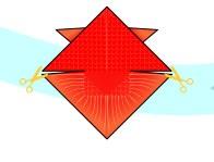 Origami PEZ