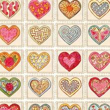 Manualidad infantil : Sellos caseros para decorar cartas de San Valentín
