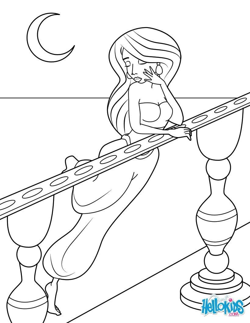 Genio : Dibujos para Colorear, Lecturas Infantiles, Dibujo para ...