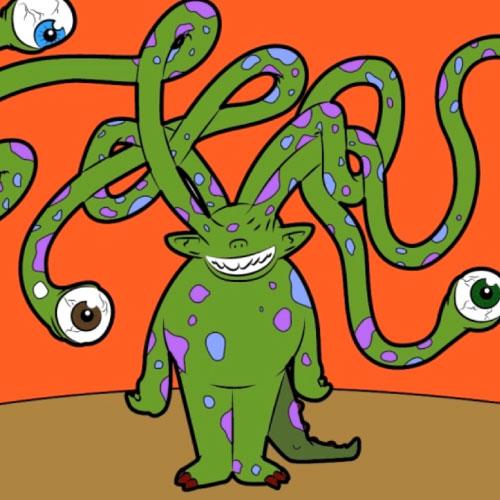El extraterrestre octopus