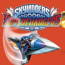 Pintar Skylanders SUPERCHARGERS