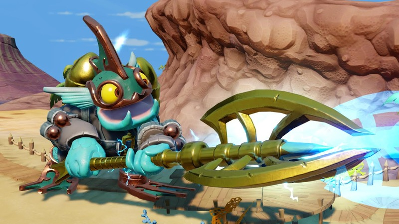 Video : Unboxing de Skylanders Superchargers