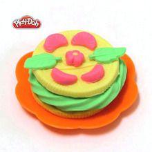 Manualidad infantil : Galletas deliciosas de plastilina
