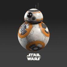 Fondo de pantalla : BB-8 - El nuevo robot de Star Wars