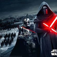 Fondo de pantalla : Star Wars 7 - Kylo Ren