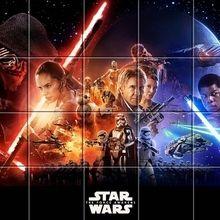 Puzzle en línea : Puzzle Star Wars : El Despertar de la Fuerza