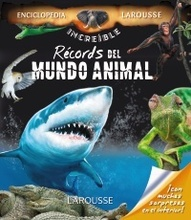 Libro : Récords del mundo animal