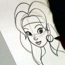 Consejo para dibujar : Aprende a dibujar la pirata Zarina