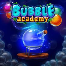 Juego para niños : Bubble Academy