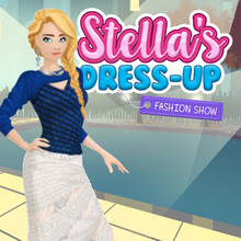 Juego para niños : Stella's Dress Up: Fashion Show