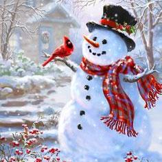 La navidad de snowy