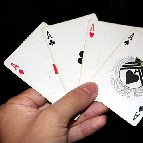 Los 4 ases de la suerte