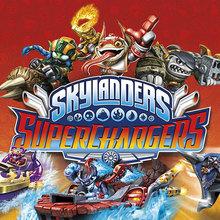 Unboxing de Skylanders Superchargers
