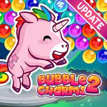 Juego para niños : Bubble Charms 2