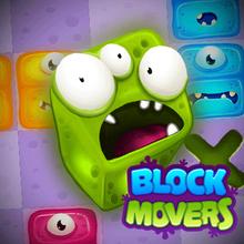 Juego para niños : Block Movers