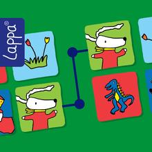 Juego para niños : Lappa Connect