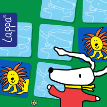 Juego para niños : Lappa Memory