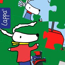 Juego para niños : Lappa Puzzle