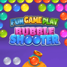 Juego para niños : Fun Game Play Bubble Shooter