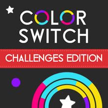 Juego para niños : Color Switch Challenges