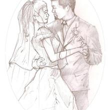 La boda de Dama Raposa