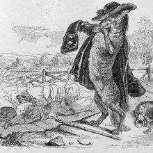 El lobo y la siete cabritillas