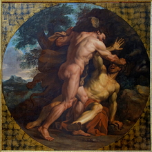 Hércules y Plutón