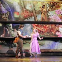 Cuento : Rapunzel