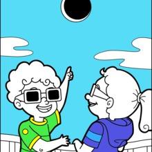 Ilustración : Eclipse