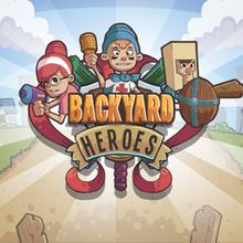 Juego para niños : Backyard Heroes