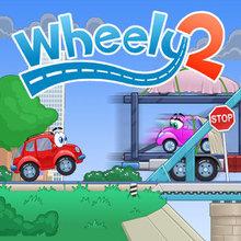 Juego para niños : Wheely 2