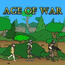 Juego para niños : Age of War