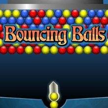 Juego para niños : Bouncing Balls