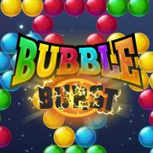 Juego para niños : Bubble Burst