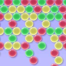 Juego para niños : Bubblez