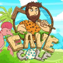 Juego para niños : Cave Golf