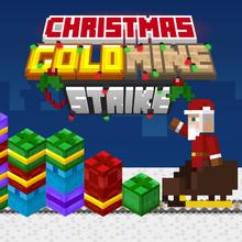 Juego para niños : Christmas Gold Mine Strike