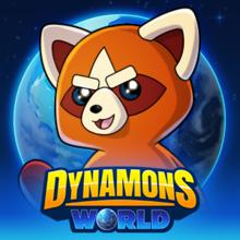Juego para niños : Dynamons World
