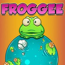 Juego para niños : Froggee