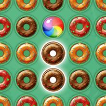 Juego para niños : Frosty Donuts