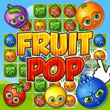 Juego para niños : Fruit Pop