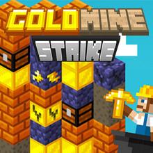 Juego para niños : Gold Mine Strike