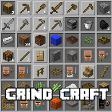 Juego para niños : Grindcraft